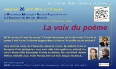 Marie Jo Freixe, Bernadette Griot, Françoise Oriot, AAA, BMVR Nice
