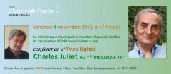 Yves Ughes, Charles Juliet